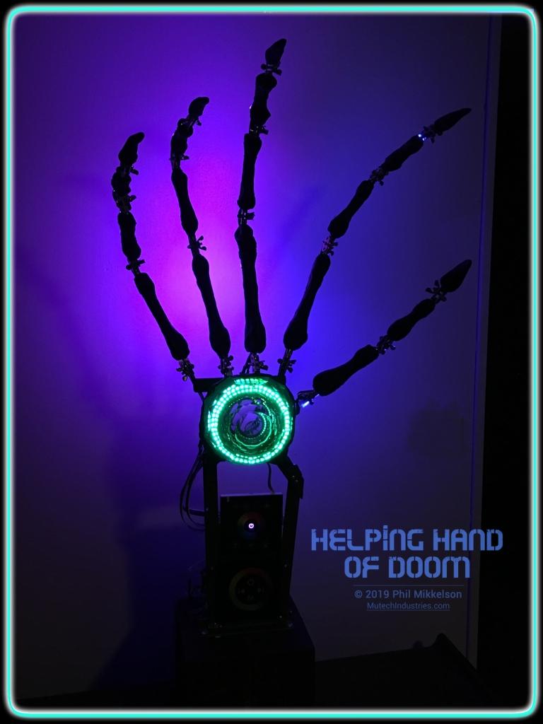 Helping Hand of Doom